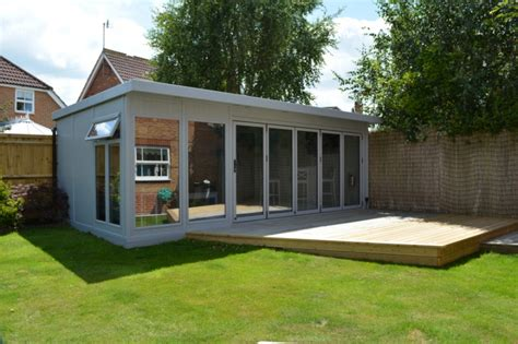 Garage Conversion Designs sussex summer house bakers timber buildings