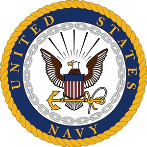 navy official seal the u s navy