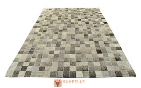 kuhfell teppiche kuhfellteppich grau 150 x 100 cm