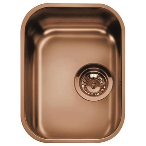 smeg kitchen sink smeg um30ra undermounted kitchen sink single bowl copper