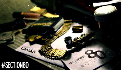 Section 80 Album by Section80 Sig