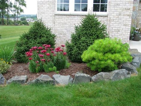 rock garden front yard simple rock garden ideas for small front yard