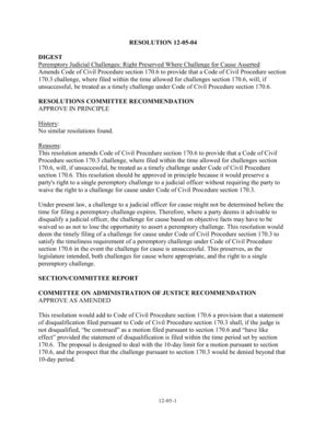 ccp section 170 6 fillable online calconference resolution 12 05 04 digest