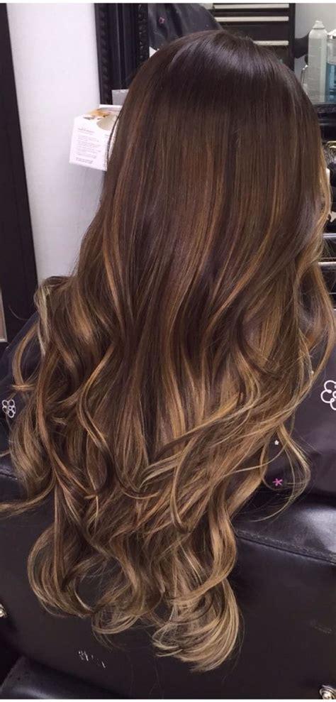 ombre hair for brunettes top 25 best ombre hair brunette ideas on pinterest