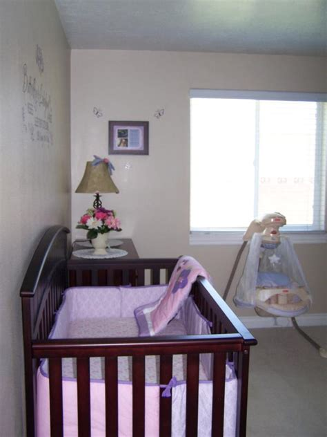 Looking For A Baby Crib Looking Into The Baby Nursery From The Doorway Buehler