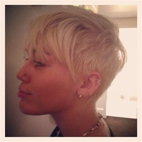 what are helix haircuts the pixie revolution pixie cut pics aug 15th w new miley pics