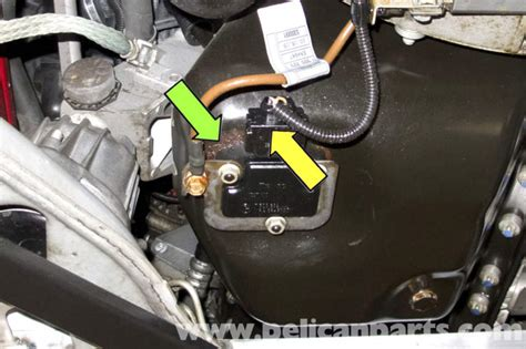 bmw  oil condition sensor replacement