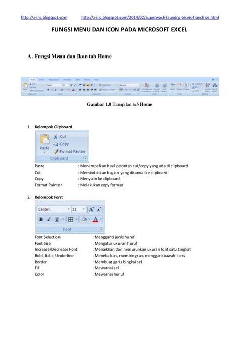 fungsi layout pada ms word fungsi tab menu page layout microsoft excel 2007 blue