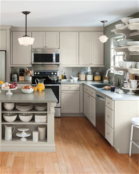 Gray Kitchen Cabinets by Martha S 50 Top Kitchen Tips Martha Stewart