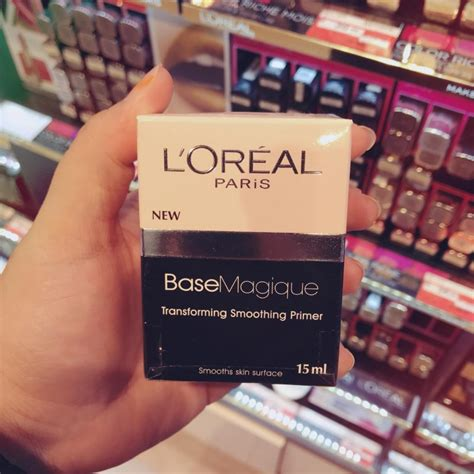 Harga Loreal Base Magique Primer 13 makeup base yang boleh dicuba wanita ini kongsi