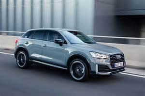 Audi Q2 All New Audi Q2 Arrives In Australia With Launch Edition