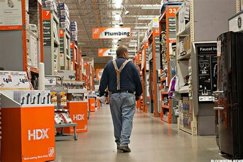 why home depot earnings are par for the course