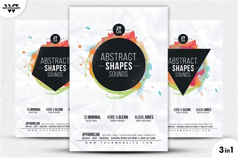 free customizable flyer templates 25 promotional flyer template psd for product restaurant