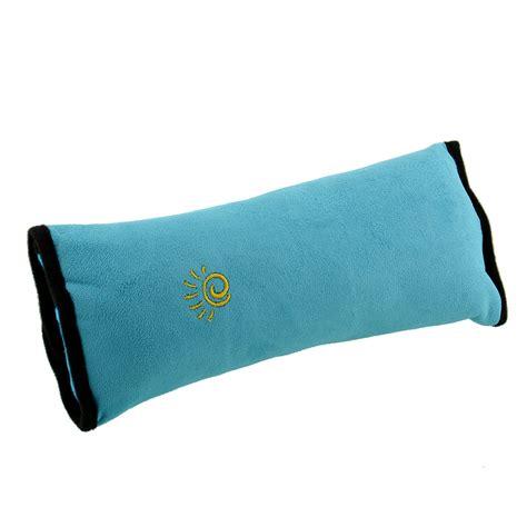 child kid car vehicle seatbelt shoulder pad sleeping