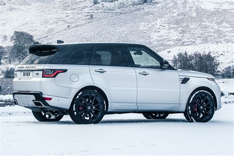 2020 Land Rover Range Rover by 2020 Range Rover Sport Hst Hiconsumption