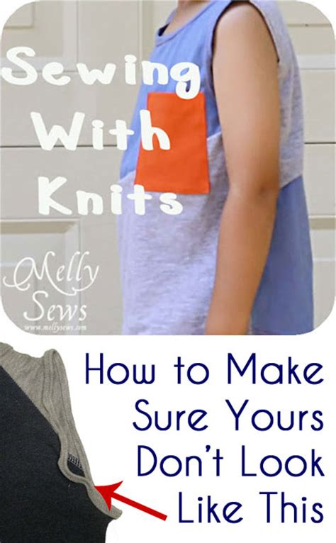 tips for sewing with knits tips for sewing knits melly sews