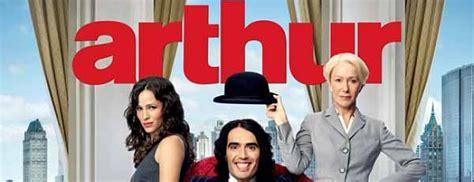 film comedy podcast arthur 2011 review movie mavericks podcast