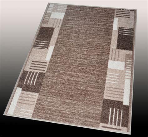 teppiche leiner teppich l 228 ufer aw montana beige grau 100 cm breite l 228 nge