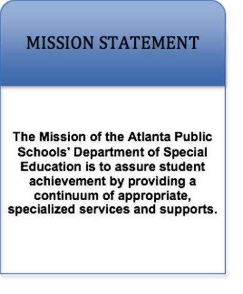 Office Of Special Education Programs by Student Services The Department Of Special Education