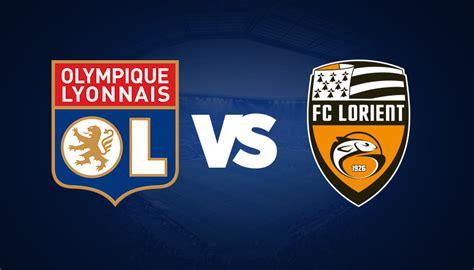 Calendrier Ligue 1 Olympique Lyonnais Ligue 1 Ol Lorient Parc Olympique Lyonnais