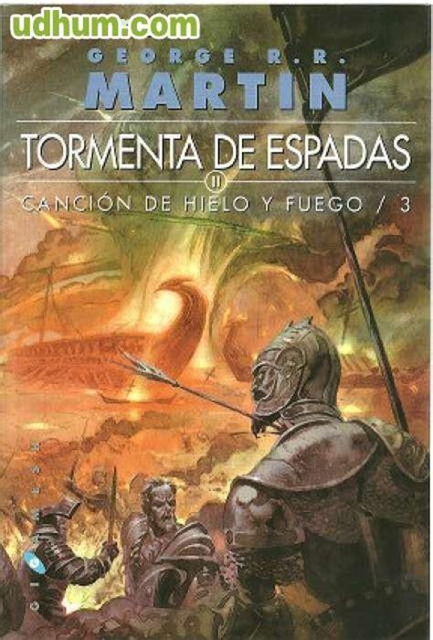 libro imperio de tormentas trono tormenta de espadas juego de tronos