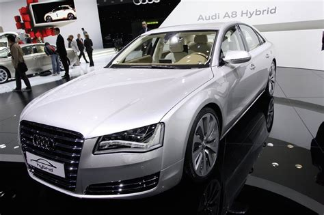 how petrol cars work 2010 audi a8 lane departure warning geneva motor show 2010 audi a8 hybrid first photos and pics