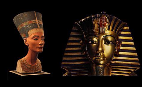 Maskara Nefertiti La Tumba De Nefertiti Podr 237 A Estar Muy Cerca De La De