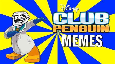Club Penguin Memes - club penguin memes youtube