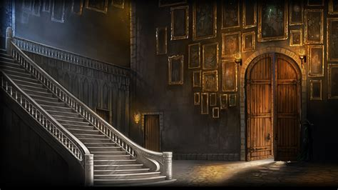 Dining Room Paintings by Pottermore Great Hall Staircase By Xxtayce On Deviantart
