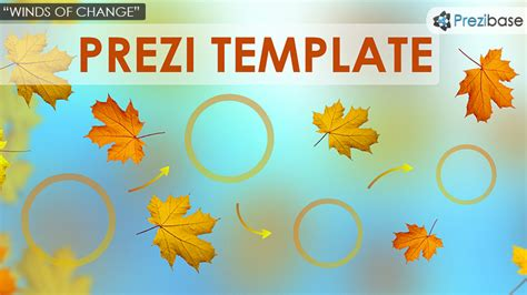how to change template on prezi winds of change prezi template prezibase