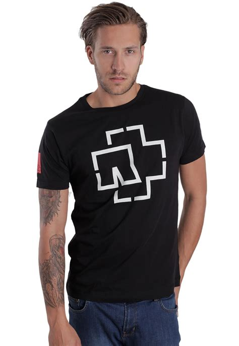 Tshirt Rammstein rammstein logo t shirt official alternative rock