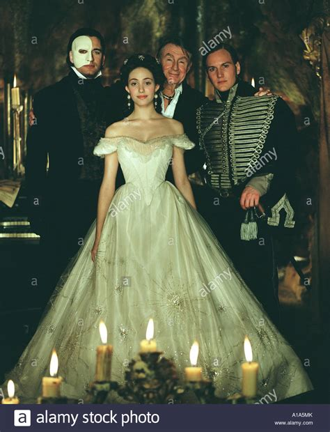 emmy rossum gerard butler phantom of the opera butler emmy rossum phantom opera stock photos butler