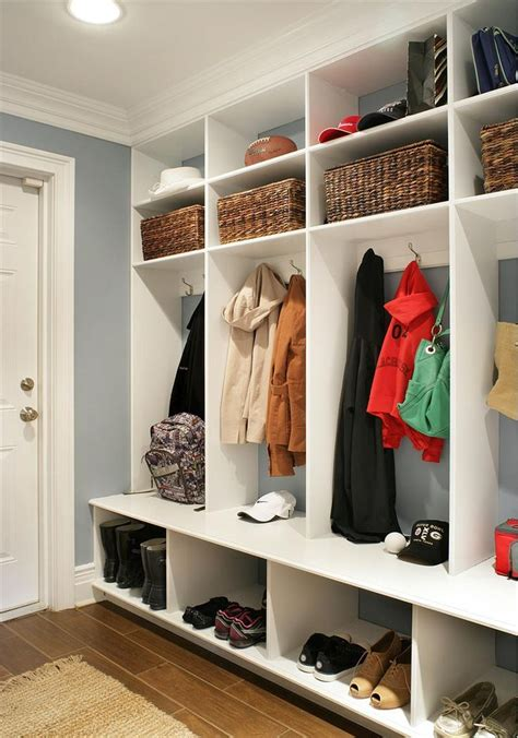 mud room storage cubbies for garage or mud room love this idea need a