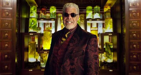 actor who plays goblin in harry potter ron perlman will be a harry potter goblin i watch stuff