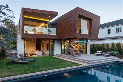 split house split house in california offers sustainable summer