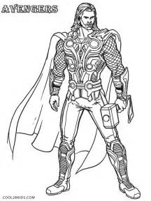 printable thor coloring pages for kids cool2bkids
