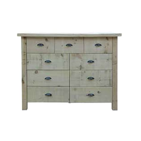 mennonite bedroom furniture ontario frontier 9 drawer dresser lloyd s mennonite furniture
