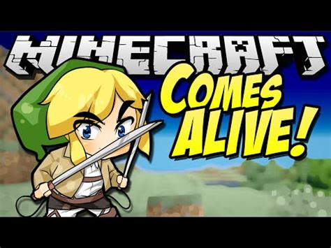 Alive Story Extended Generation minecraft comes alive hype the story so far by carflo and free