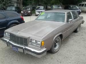 1983 Buick Electra Used Cars Onawa Used Trucks Blencoe Castana Brett