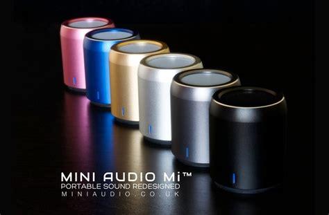 minimalist speakers review mini audio mi the minimalist bluetooth speaker droidhorizon