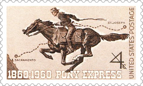 pony express pony express