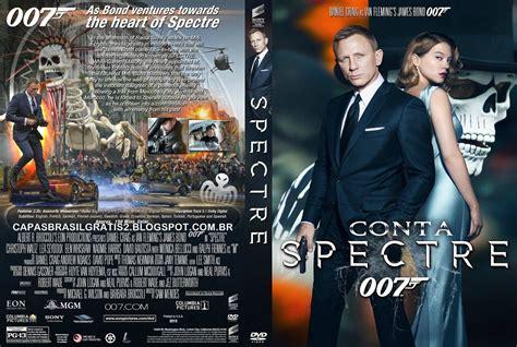 007 contra spectre 2016 planeta lan 007 contra spectre 2016 capa dvd giga in filmes
