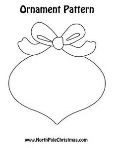 christmas ornament pattern northpolechristmas com