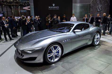 Build Maserati by Maserati To Build Alfieri Among Other Models Italia Living