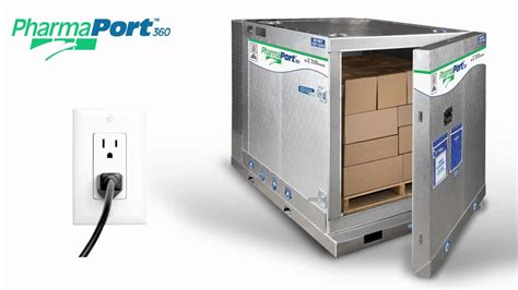 temperature sensitive air cargo  cool containers youtube