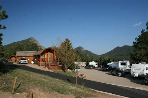 dened enthusiasts estes park koa colorado