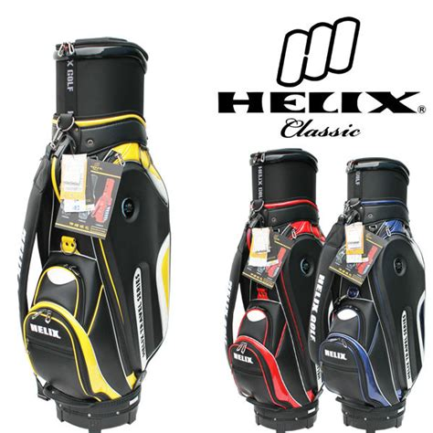 helix travel golf bag with wheels golf trolley bag with