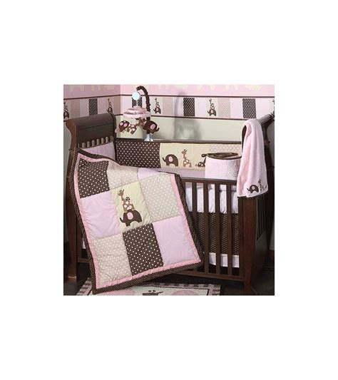 lambs and ivy crib bedding lambs ivy emma 4 piece baby crib bedding set