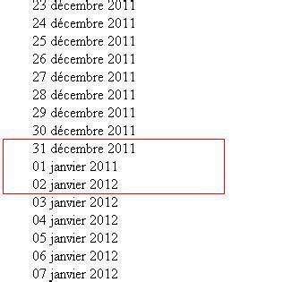 php zend date format code 18 retour vers le pass 233 et voyage dans le temps avec