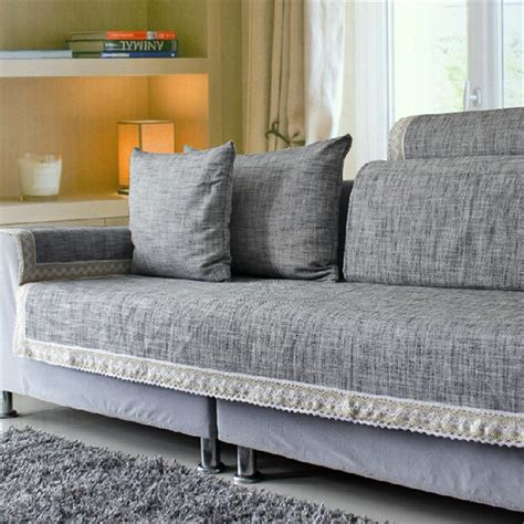 sectional sofa throws cotton fabric sofa towel combination kit solid sofa